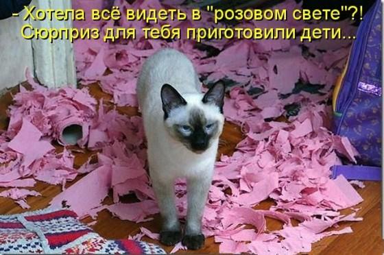 все в розовом цвете